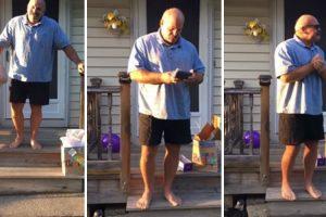 Homem De 66 Anos Que Sempre Viu o Mundo a Preto e Branco Emociona-se Ao Ver Cores Pela 1ª Vez 10