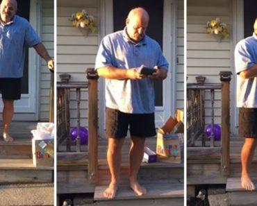Homem De 66 Anos Que Sempre Viu o Mundo a Preto e Branco Emociona-se Ao Ver Cores Pela 1ª Vez 8