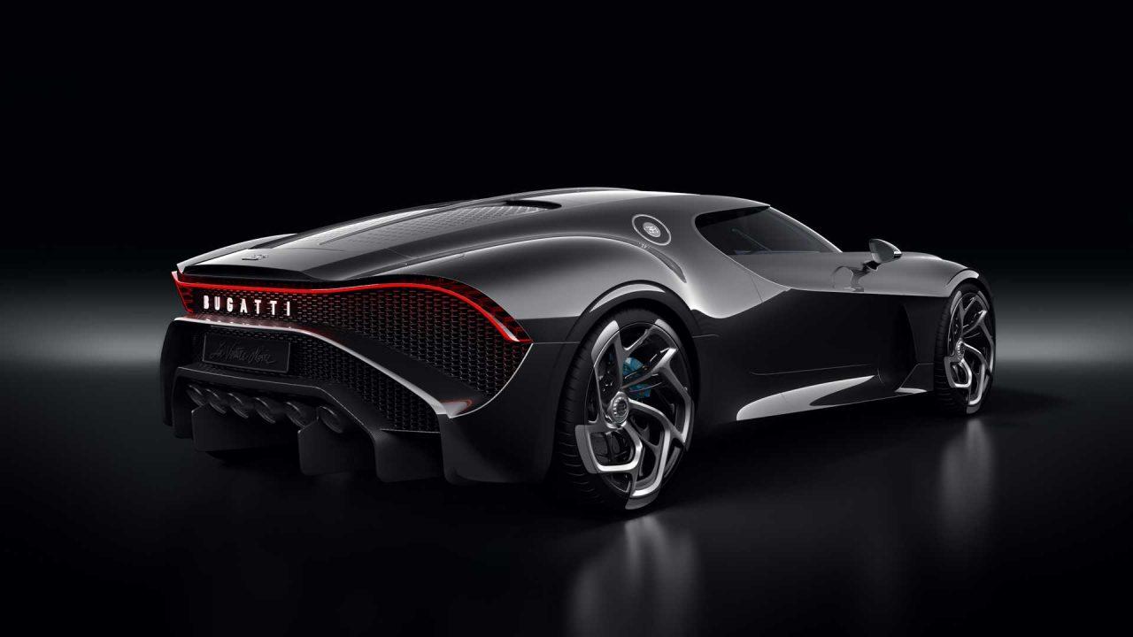 bugatti  u201cla voiture noire u201d  u00e9 o carro novo mais caro de
