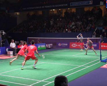 Se Acha Que o Badminton é Um Desporto Sem Intensidade, Então Tem De Ver Este Vídeo 7