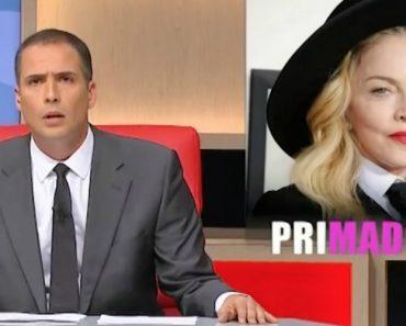 Ricardo Araújo Pereira Comenta Caso Que Envolve Madonna, Basílio Horta e Um Cavalo 5