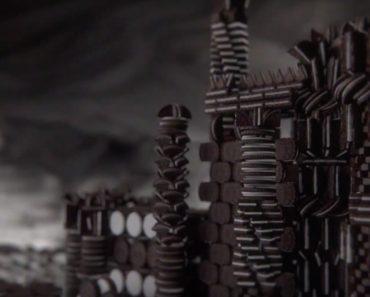 Oreo Recria Abertura De Guerra Dos Tronos Com As Próprias Bolachas 3