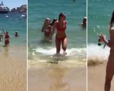 Homem Acaba Por Filmar Na Praia Os Seus Últimos 11 Segundos De Vida 6