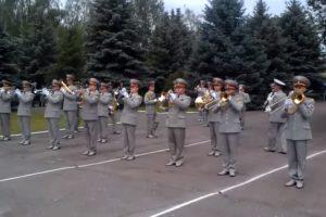 A Surpreendente Atuação Da Banda Militar Ucraniana Ao Interpretar Bon Jovi 10