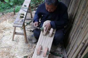 Avô Usa Os Seus Conhecimentos De Carpintaria Para Criar Um Skate Para o Neto 10