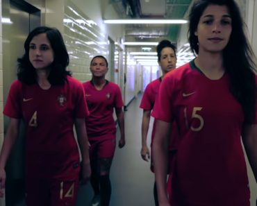 A Conversa Improvável e Hilariante Das Quatro Jogadoras Portuguesas Que Entraram Para a História 4