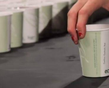 Artista Coloca Água Colorida Dentro De Um Copo, o Resultado Final Vai Deixá-lo Sem Palavras 9