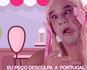 Jaimão Faz Paródia Com a Música Que Ele Próprio Criou Para a Maria Leal 2