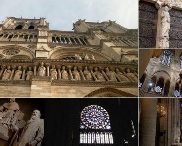 Como Era a Catedral De Notre-Dame Antes Do Incêndio 9