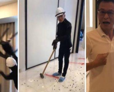 Milionário Destrói Apartamento De Luxo Por Não Ser Suficientemente Luxuoso 5