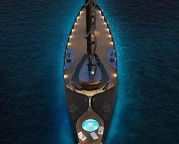 Um Verdadeiro Luxo: O Iate Híbrido Ultraleve Que Revoluciona As Embarcações Em Alto Mar 7