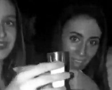 Jovem Bebe Do Copo Errado Ao Confundir Shot De Tequila Com o Copo De Sal 7