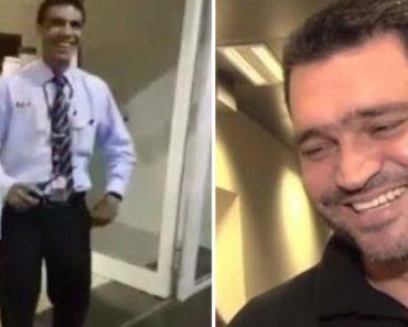 """Passageiro Faz Vídeo Para Provar Que Voo Foi Cancelado e """"Salvar o Casamento"""" 8"""