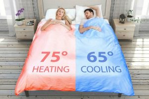 Edredom Que Ajusta a Temperatura De Cada Lado Promete Solucionar Um Dos Grandes Problemas Dos Casais 10