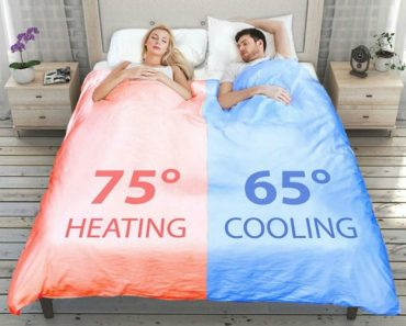 Edredom Que Ajusta a Temperatura De Cada Lado Promete Solucionar Um Dos Grandes Problemas Dos Casais 6