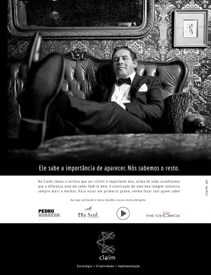 """""""EMPLASTRO"""" Participa Em Sessão Fotográfica e Transforma-se Num Gentleman 3"""