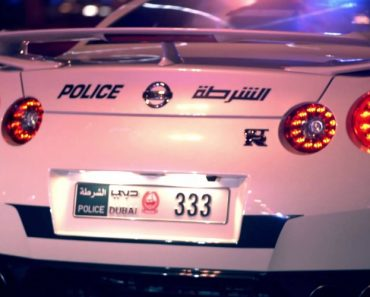 Imagine Se As Forças Policiais Do Nosso País Usassem Carros Como Estes 6