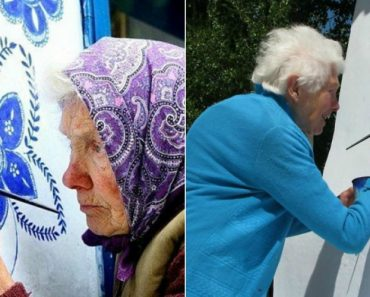 Idosa De 90 Anos Dedica-se a Dar Vida Às Paredes Da Sua Cidade 4