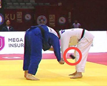 Insólito: Judoca Português Desqualificado Por Deixar Cair... o Telemóvel Durante Combate 4