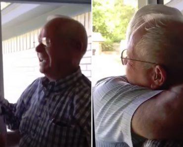O Emocionante Reencontro De Dois Veteranos De Guerra Após 58 Anos 7