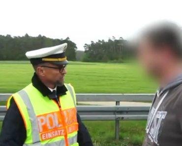 Polícia Dá Lição Aos Condutores Curiosos Que Quiseram Fotografar Grave Acidente De Viação 8