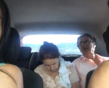 Neto Assusta a Avó, Mas Quem Mais Sofreu Foi o Marido 7