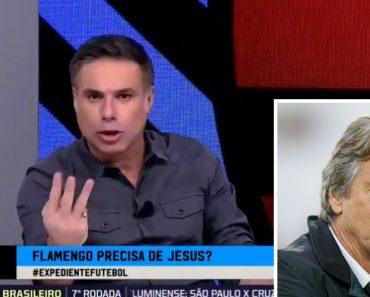 """Jornalista Brasileiro Arrasa Jesus: """"Três Títulos Na Porcaria Do Campeonato Português?"""" 9"""