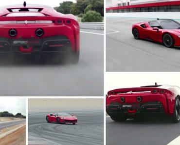 Ferrari Escolhe Portugal Para Revelar o SF90 Stradale… o 1º Híbrido Plug-in Da Marca! 1