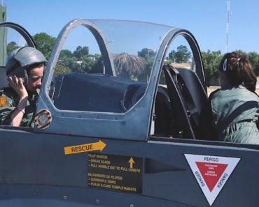 Crianças São As Protagonistas Do Novo Vídeo Da Força Aérea Portuguesa 8