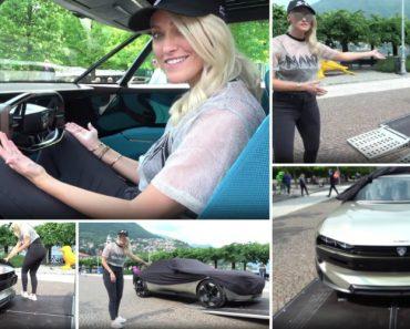 Peugeot e-Legend Concept… o Verdadeiro Carro Do Futuro! 1