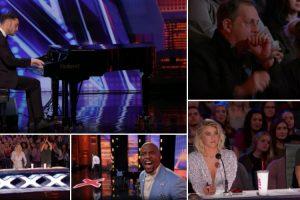 Até Estava a Dar Sono No America's Got Talent… Mas Rapidamente Pôs Todos a Aplaudi-lo De Pé! 6