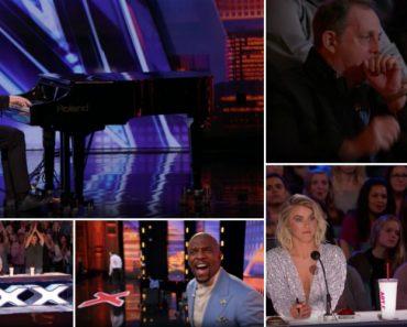 Até Estava a Dar Sono No America's Got Talent… Mas Rapidamente Pôs Todos a Aplaudi-lo De Pé! 2