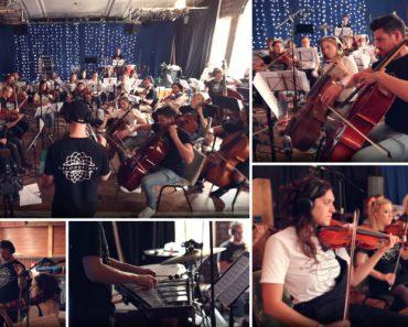 Orquestra Presta Uma Belíssima Homenagem Ao Falecido Vocalista Dos The Prodigy 1