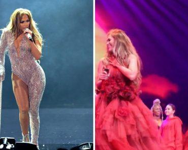 Dueto Amoroso: Filha De Jennifer Lopez Juntou-se à Mãe Em Palco 9