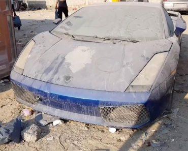 Conheça o Cemitério De Carros De Luxo Abandonados Pelos Donos 1
