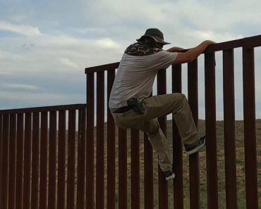 Mostrando Como Se Atravessa a Fronteira Entre Os Estados Unidos e o México 6