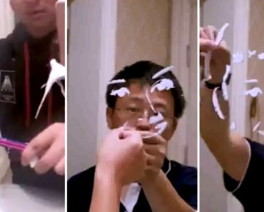Acidente Com Pasta De Dentes Transforma-se Em Obra De Arte Pelas Mãos De Talentoso Artista 4