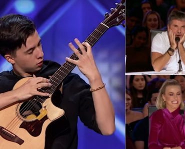 Guitarrista De 18 Anos Arrasa No America's Got Talent Com Beethoven e System Of a Down 1