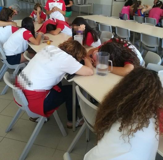 Alojamento Das Equipas De Basquetebol Choca Pais Das Atletas Na Final Four Feminina Sub-16 15