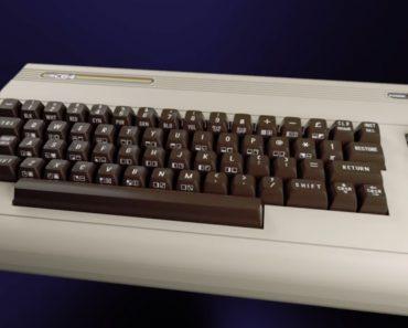 Regresso Ao Passado. Commodore, o Computador Dos Anos 80, Vai Voltar 1