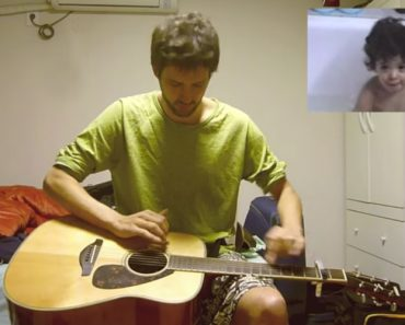 Homem Encontra Vídeo De Quando Tinha 1 Ano, 30 Anos Depois Transforma Em Incrível Música 4
