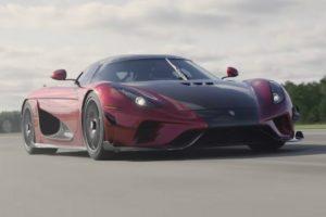 Koenigsegg Regera Estabelece Novo Record Mundial 0-400-0 km/h 5