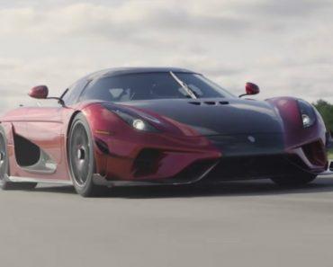 Koenigsegg Regera Estabelece Novo Record Mundial 0-400-0 km/h 7