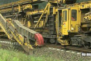 caminho ferroviário