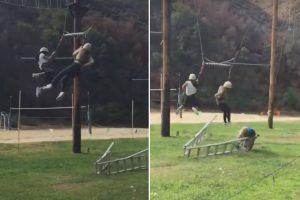 pendulum jump