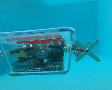 submarino telecomandado