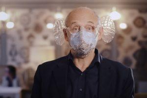 máscara acústica