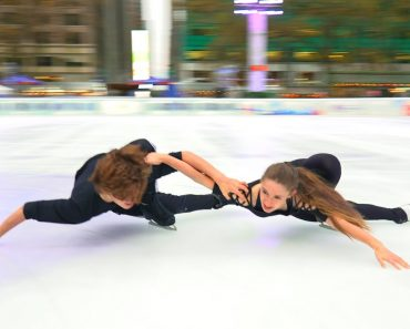 patinagem artística