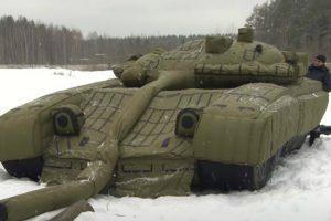tanques insufláveis