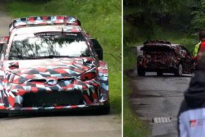 Yaris Rally1 WRC